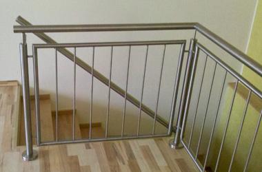 Innengeländer Treppenabgang